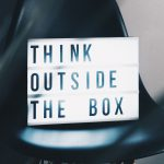 Think outside the box - ludmilla zind grafikdesign