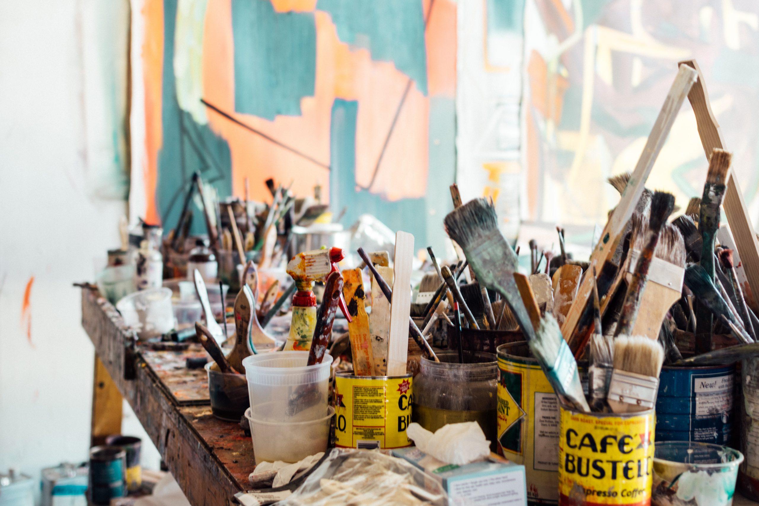 Kreativität bereichert das Leben